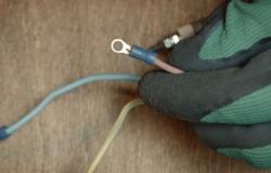 монтаж электрического теплого  плинтуса (инструкция 10-2)