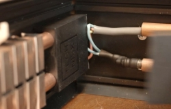 монтаж электрического теплого  плинтуса (инструкция 13-1)